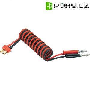 Napájecí kabel Modelcraft, T konektor, 250 mm, 4 mm²
