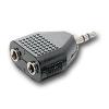 Jack splitter - rozdvojka pro GSM zařízení řady GS300