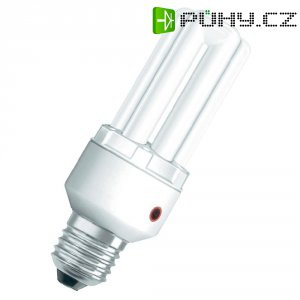 Úsporná žárovka trubková se senzorem Osram Superstar Sensor E27, 11 W, teplá bílá