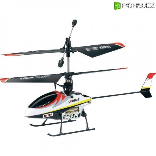 RC micro vrtulník s dvojitým rotorem Reely RtF - Kliknutím na obrázek zavřete