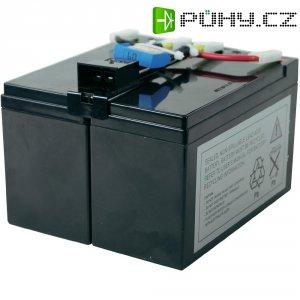 Akumulátor do UPS zn. APC, typ RBC48