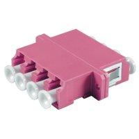 Propojka EFB Elektronik, LC/SC-Duplex, Multimode, OM4, ker.pouzdro, 4-násobná