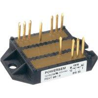 Můstkový usměrňovač 3fázový POWERSEM PSD 98-12, U(RRM) 1200 V