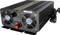 Měnič+UPS+nabíječ 12V/230V/2000W,modif.sinus., CARSPA UPS2000