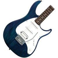 Elektrická kytara Peavey Raptor Plus Trans Blue