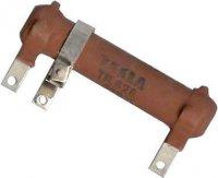 27R TR626, rezistor 10W drátový s odbočkou