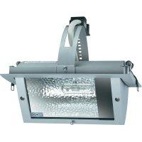 Halogenové vestavné světlo Riom, 70 W, stříbrná/šedá