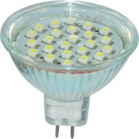 LED žárovka MR16, 8632c20b, GU5.3, 1,4 W, 12 V, 49 mm
