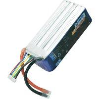 Akupack Li-Pol (modelářství) 22.2 V 5000 mAh 40 C Conrad energy otevřené kabelové koncovky