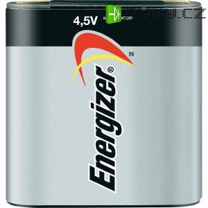 Alkalická baterie Energizer Ultra+, typ plochá 4,5 V