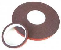 Oboustranná lepící páska - 2 metry, akrylová