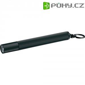 Kapesní LED svítilna s přívěskem PhotonPump E4, 5004, černá