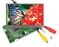 """LCD modul se 4,3"""" displejem"""