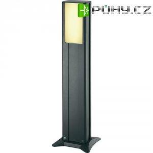 Venkovní sloupové svítidlo IVT Powerline, 80 cm, černá