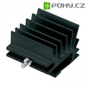 Chladič Aavid Thermalloy ML516/25, 8.97 K/W, (d x š x v) 28 x 25 x 19.4 mm