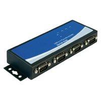 Sériový adaptér Delock USB 2.0, 4 x RS-422/485, černý