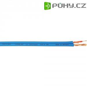 Audio kabel Interlink 2 x 0,34 mm² černý