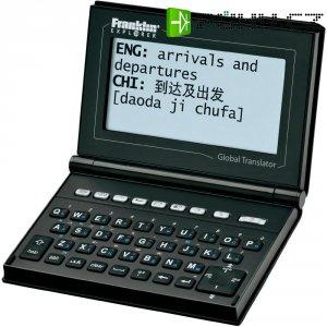 Světový překladač Franklin ET-3115, 15 jazyků