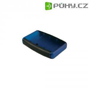 Univerzální pouzdro ABS Hammond Electronics 1553BBKBK, 117 x 79 x 24 mm, černá (1553BBKBK)