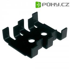 Speciální chladič Assmann WSW V5236B-T pro TO 220/SOT 32, 30 x 25,4 x 7,9 mm, 18 K/W