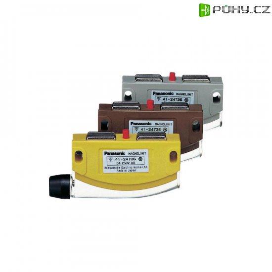 Dveřní spínač Panasonic AZC11113HJ, 250 V/AC, 5 A, zdvihátko - Kliknutím na obrázek zavřete