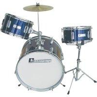 Dětská bicí souprava, modrá