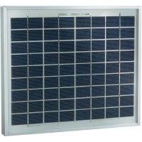 Polykrystalický solární modul 10 W 12 V