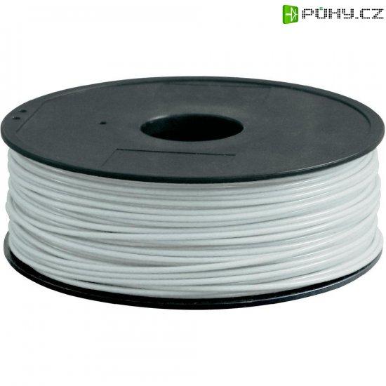 Náplň pro 3D tiskárnu, Renkforce PLA300W1, PLA, 3 mm, 1 kg, bílá - Kliknutím na obrázek zavřete