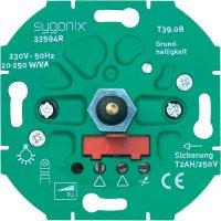 Stmívač série SX.11 pro LED lampy Sygonix, 33594R, 20 - 250 W