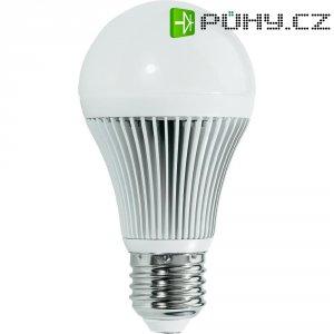 LED žárovka Renkforce E27, 6,5 W = 40 W, studená bílá