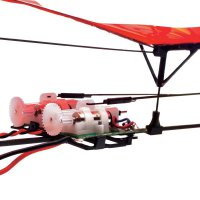 RC model letadla Parkzone Mini Vapor, 220 mm, RtF, 2,4 GHz