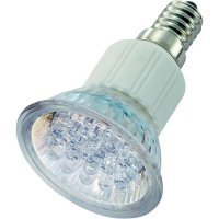 LED žárovka, 8550C5, E14, 1 W, 230 V, 72 mm, studená bílá