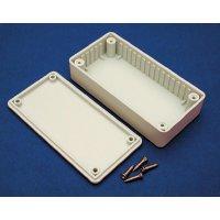 Pouzdro Hammond Electronics, (d x š x v) 100 x 50 x 25 mm, šedá (BOXA)