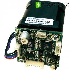 Krokový motor Trinamic PD3-110-42-232 s ovládáním PANdrive Mechatronik, 69 mm, 0,49 Nm