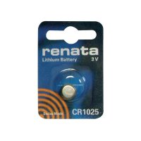 Knoflíková baterie Renata CR1025, lithium, 700263