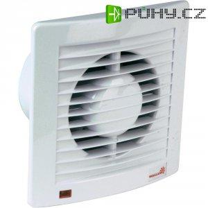 Vestavný ventilátor s časovačem Wallair Hygrostat, 20110607, 230 V, 165 m3/h, 18 cm