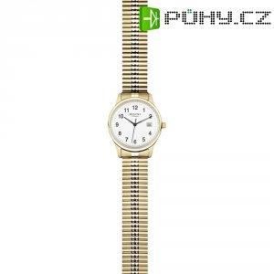 Náramkové hodinky F 290 11300009 (Ø x v) 35 mm x 6 mm zlatá Materiál pouzdra=ušlechtilá ocel Materiál (náramek)=ušlechtilá ocel Regent