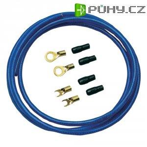 Sada kabelu a zástrček pro autobaterii Sinus Live BK-10M, 10 mm², 2 m