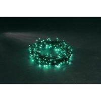 Venkovní vánoční světelný řetěz Konstsmide, 120 LED, zelený