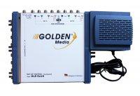 Satelitní multipřepínač Golden Interstar GI-9/16