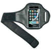 Sportovní opasek s pouzdrem na iPhone/iPod