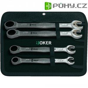 Sada očkoplochých ráčnových klíčů Wera Joker, 4 ks, 10 - 19 mm