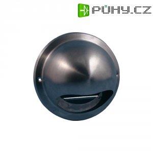 Nerezový designový kryt pro ventilátor Wallair N34835, pro Ø trubky 10 cm