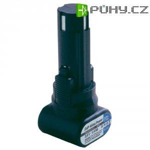 Náhradní akumulátor pro akuvrtačky, šroubováky apod., APPA-3,6 V/2,0 AH