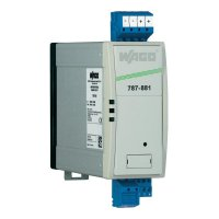 Kapacitní modul buffer WAGO EPSITRON® 787-881, 24 V/DC/20 A