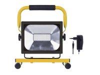 LED reflektor AKU SMD, 20W SP2, studená bílá