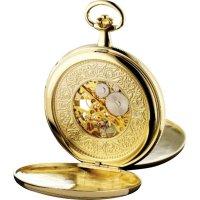 Ručičkové kapesní hodinky Regent P-37, 11330041, chrom