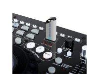 Pult mixážní IBIZA FULL-STATION s dvoj CD/USB/SD
