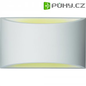 Nástěnné svítidlo Renkforce Lugo, MW-8511, G9, 40 W