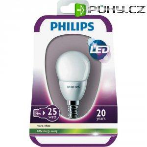 LED žárovka Philips E14, 4 W, teplá bílá